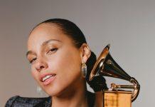 American singer, Alicia Keys