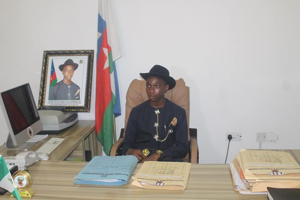 16 years old student named Commissioner in Bayelsa