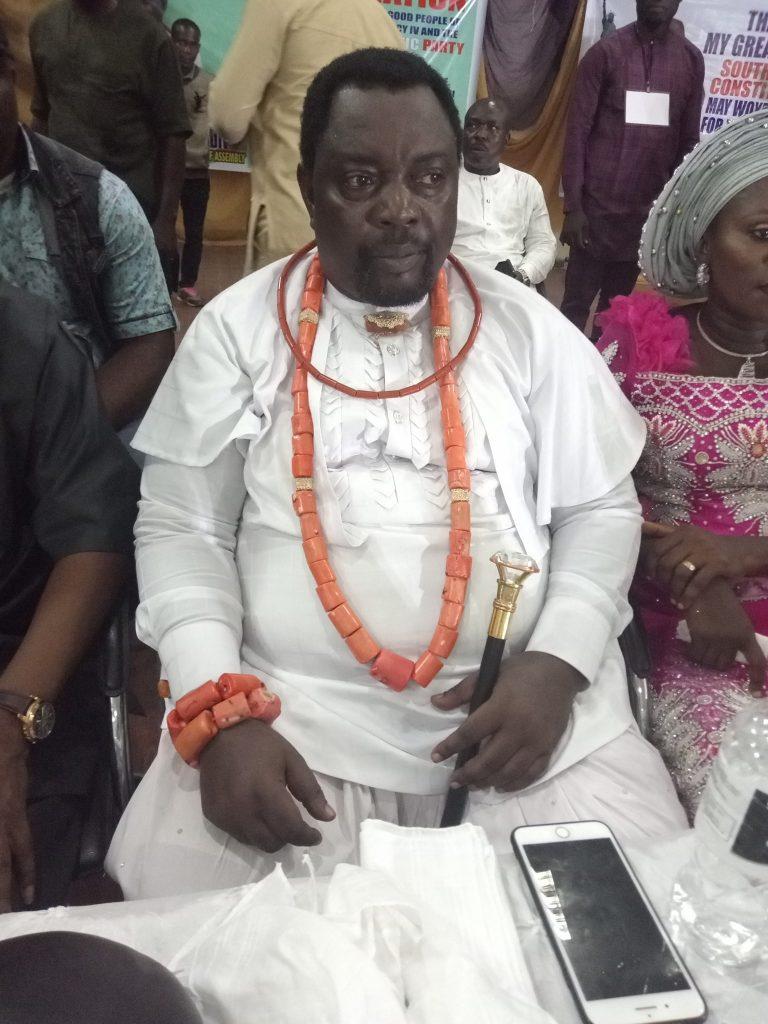 You have my full support, Konbowei tells predecessor Hon. Igbadiwei