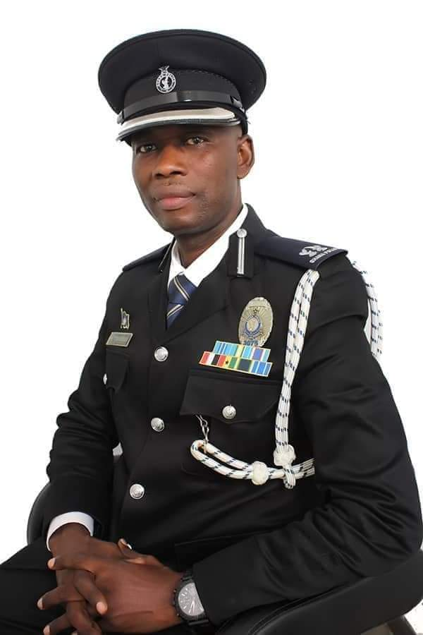 Executive Secretary of IGP quits POLICE to contest in NDC Parliamentary Primaries