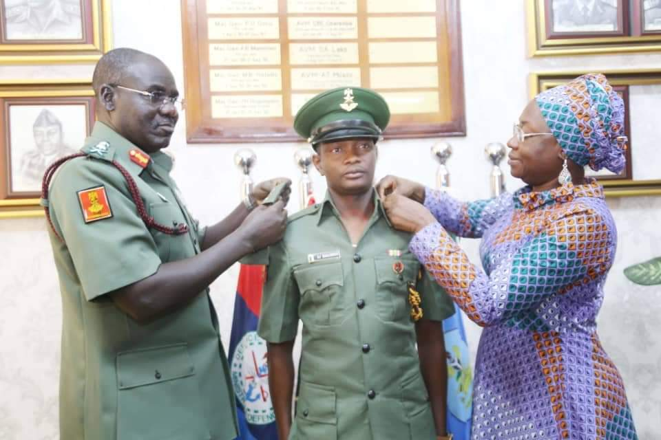 IDC congratulates LT. General Adeosun on his elevation in the Nigeria Army