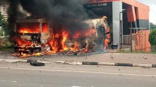 Six feared dead as Police, Shi'ites clash in Abuja ... We can't confirm use of live bullets on shi'ites — Police