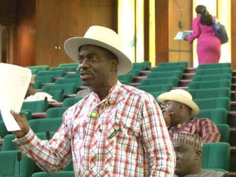 Federal House of Representatives representing Sagbama/Ekeremor Federal Constituency of Bayelsa State, Hon. Fred Agbedi