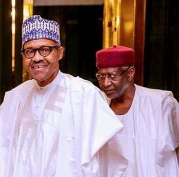 Image result for Buhari Tests Negative for COVID-19, Kyari is Positive !