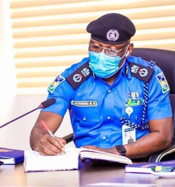 Bayelsa Commissioner of Police, Mr. Echeng Eworo Echeng