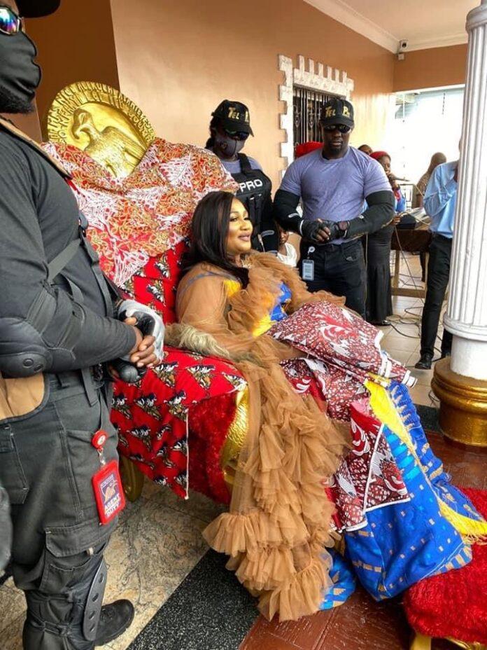 Chief Mrs Nice Alamieyeseigha