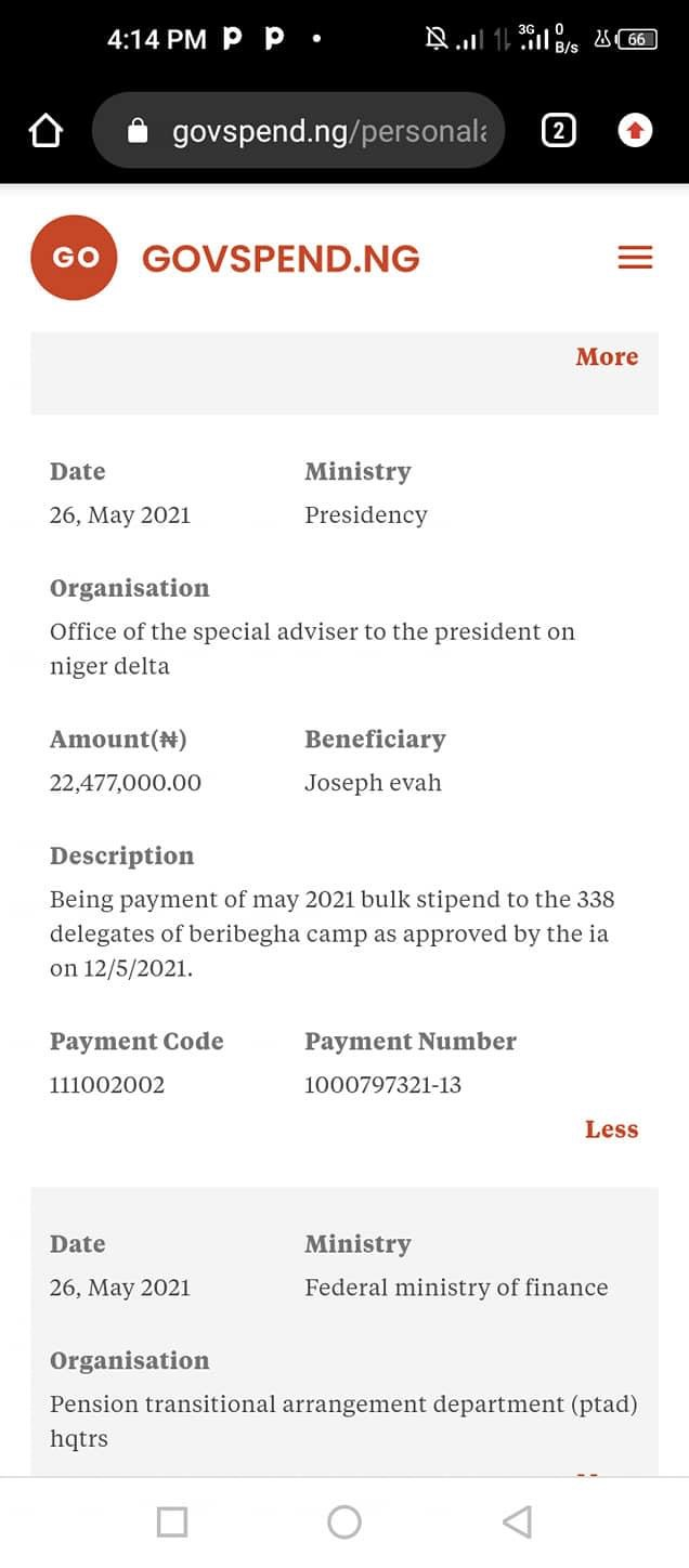 EXPOSED: How Amnesty Office Diverted Stipends Meant For Ex-Militants To Some Leaders Personal Accounts