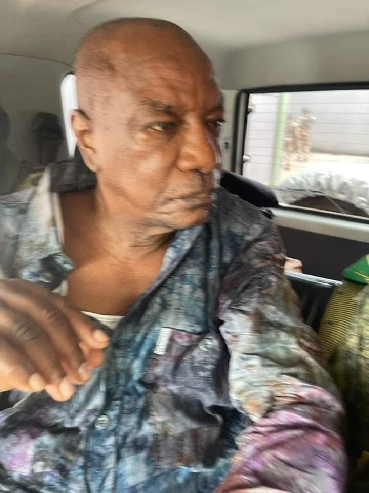 Breaking: Military coup in Guinea, President Conde arrested