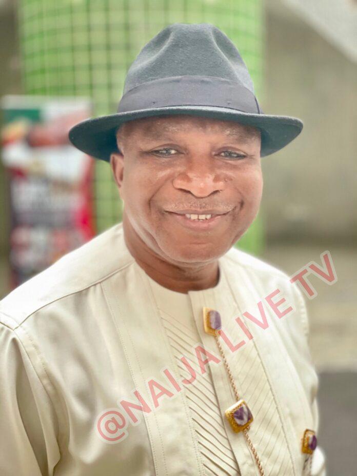 Interim Administrator, Presidential Amnesty Programme (PAP) for Niger Delta Ex- militants Col. Milland Dixon Dikio